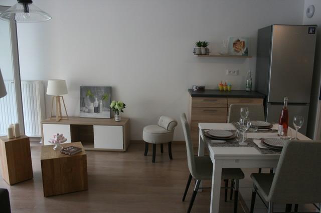 Am Nagement D 39 Un Appartement T Moin Pour Bouygues
