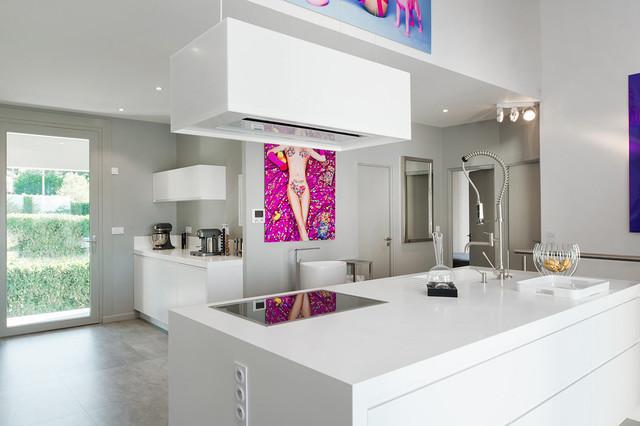 Aménagement Intérieur Cuisine Modern Kitchen Lyon By V