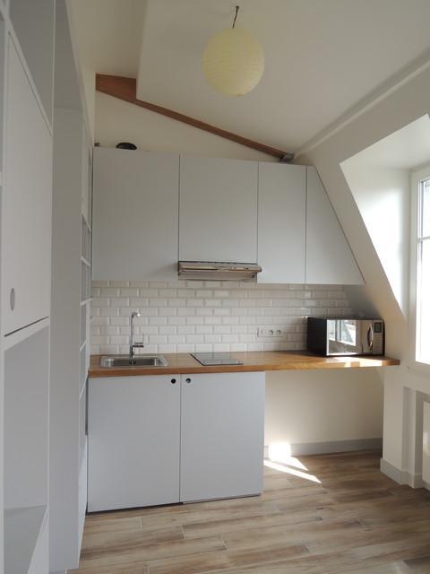 appartement ch scandinave cuisine other metro par cl millet international. Black Bedroom Furniture Sets. Home Design Ideas