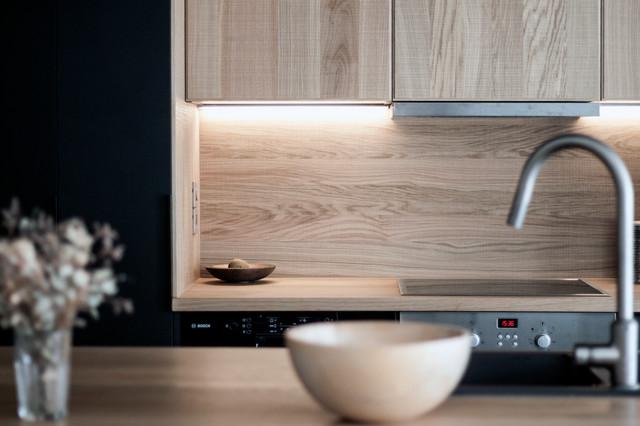 Appartement Fessart Contemporary Kitchen Paris By Bertrand Fompeyrine Photographe