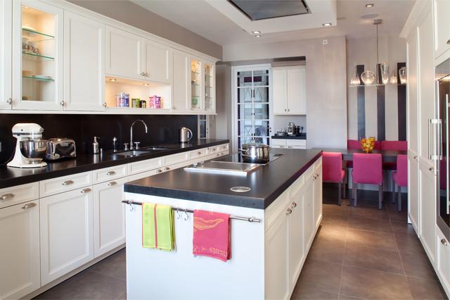 Appartement haussmannien - Contemporain - Cuisine - Paris - par ...