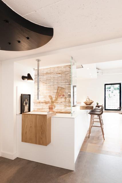 Appartement Lyon Scandinavian Kitchen By