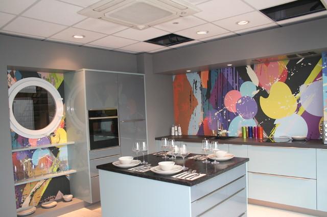 caseo showroom contemporain cuisine grenoble par amasta design. Black Bedroom Furniture Sets. Home Design Ideas