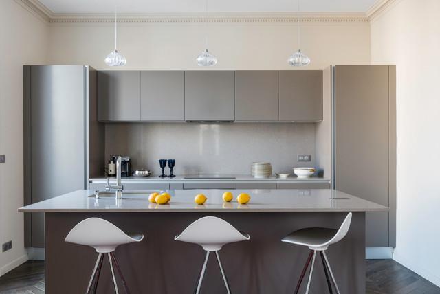 Contemporain Cuisine - Modern - Küche - Nizza