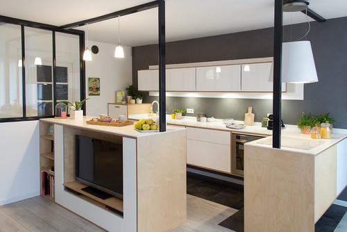 Comment Revisiter Le Bar De Cuisine La Maison Du Canape