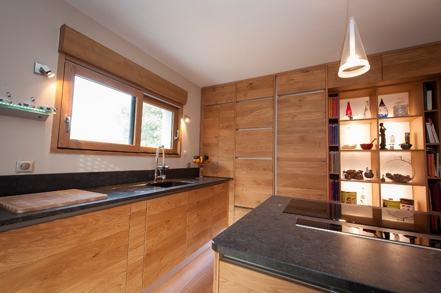 Cuisine scandinavian kitchen other metro by caradec cr ations - Cuisine scandinave design ...