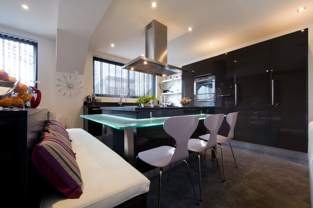 Cuisine armony moderne chic modern kitchen other for Houzz cuisine moderne