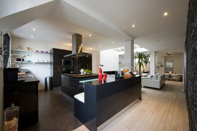 cuisine armony moderne chic - modern - kitchen - paris -