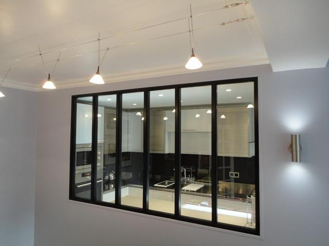 Relativ cuisine semi-ouverte verrière - un dossier d'idées par lordbranco YP73