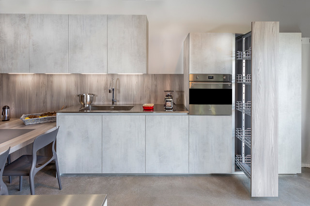 Cuisine contemporaine, Architecture Bergerac - Modern ...