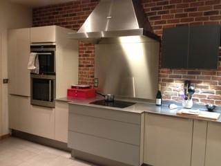 Cuisine dans loft new yorkais - Loft new yorkais deco ...