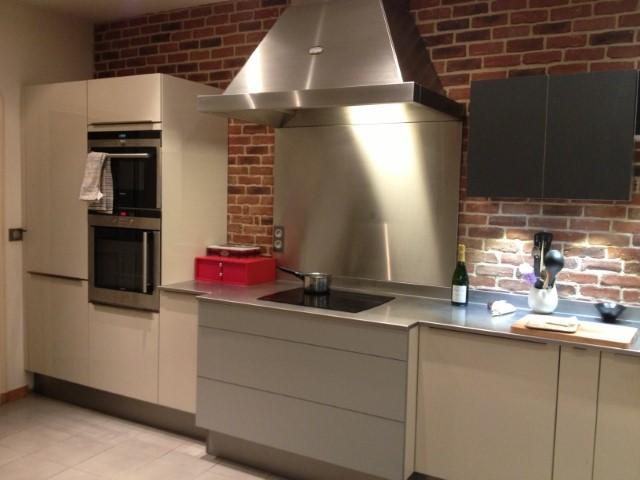 Cuisine dans loft new yorkais - Deco loft new yorkais ...