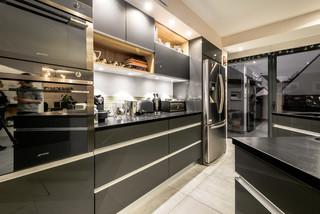 cuisine design avec niches arthur bonnet tours. Black Bedroom Furniture Sets. Home Design Ideas