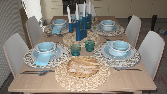 Cuisine et salle manger contemporaine for Suspension salle a manger contemporaine