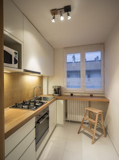 cuisine salle de bains fontenay sous bois modern k che paris von grupa hybryda. Black Bedroom Furniture Sets. Home Design Ideas
