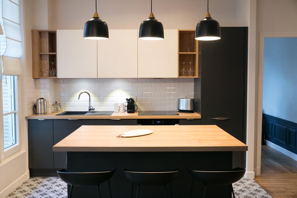 Cuisine Industrielle Industrial Kitchen Paris By