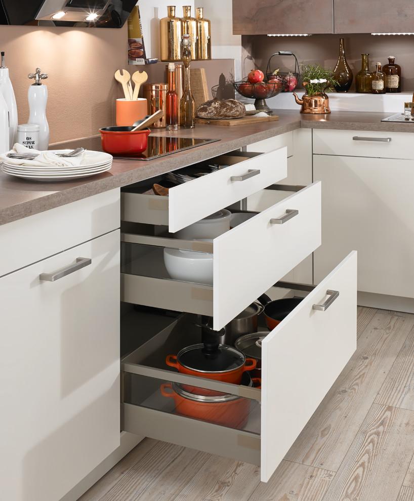 Cuisine Moderne Design cuisine moderne - contemporary - kitchen - paris -bau