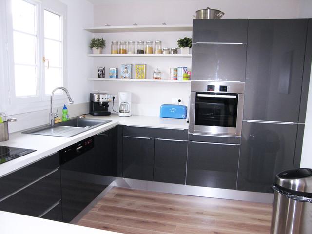 Cuisine moderne - Modern - Küche - Paris - von Décoration ...