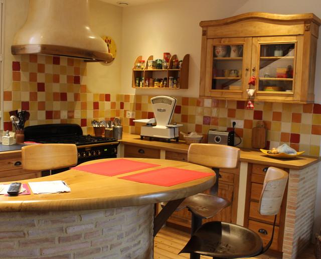 Cuisine proven ale color e for Amenagement cuisine provencale