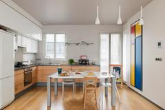 Art : Transposez l'univers de Piet Mondrian dans votre décoration