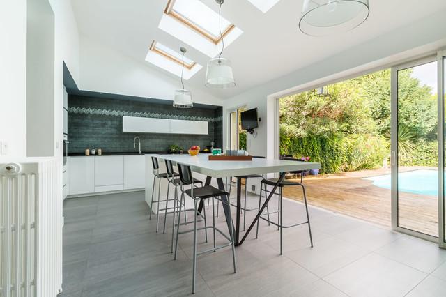 Soulsens architecture intérieure · architectes dintérieur extension cuisine contemporain cuisine