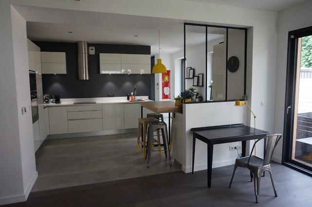 Connu Extension et Rénovation d'une maison en meulière VC95