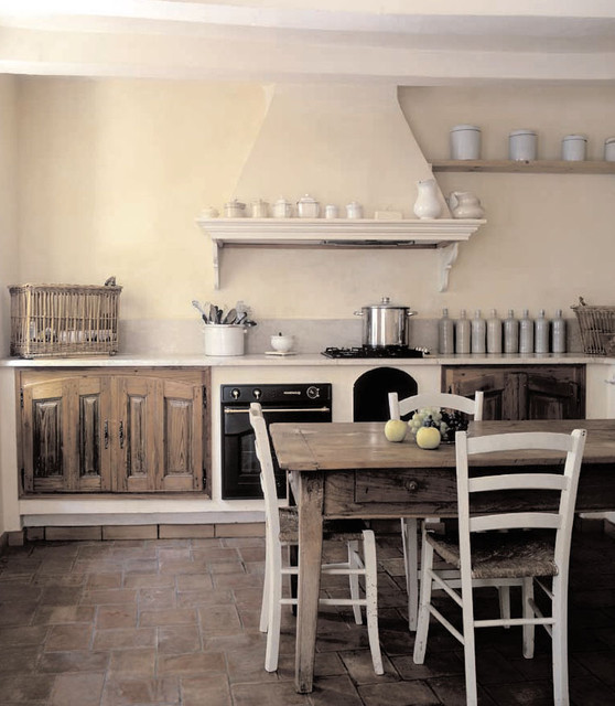 French Propertie Farmhouse Kitchen Other Metro By