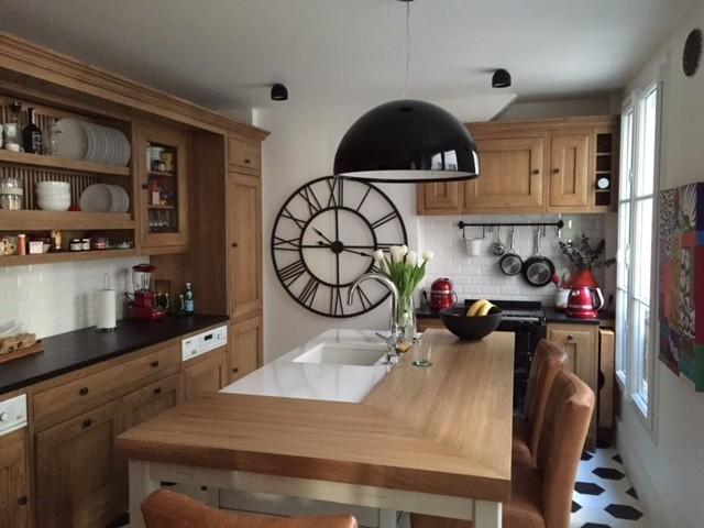 grange cuisines bastide in campagna cucina parigi di grange paris. Black Bedroom Furniture Sets. Home Design Ideas