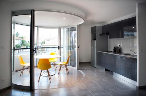 16 id es pour une cuisine en communion avec l ext rieur femme actuelle. Black Bedroom Furniture Sets. Home Design Ideas
