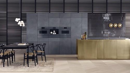 Grey Handleless Kitchen 2 - Kitchen Storage Walls Trend 2017