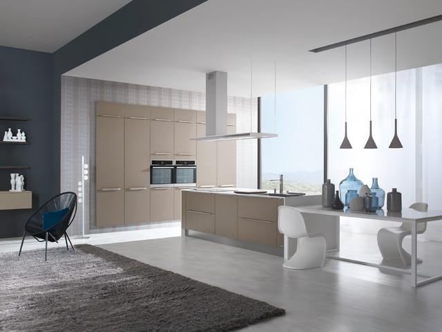 harmonie m lamin une cuisine contemporaine l 39 pure. Black Bedroom Furniture Sets. Home Design Ideas