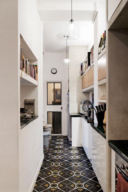L Imprimerie Industrial Kitchen Paris By Miriam