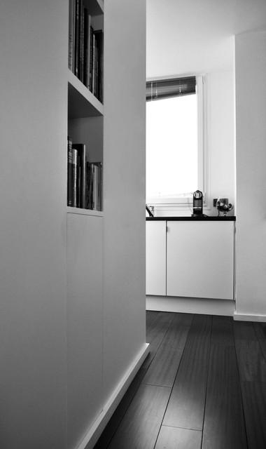 L15 - 70sqm parisian flat contemporain-cuisine