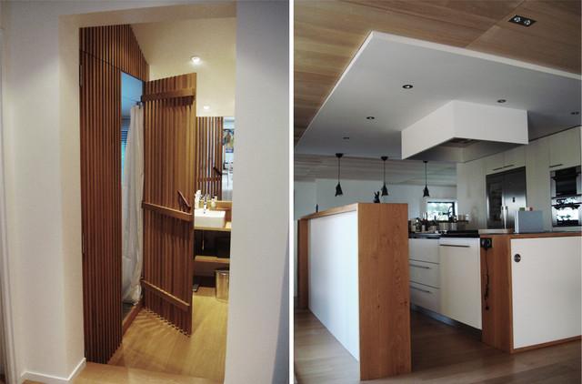 long re bornor belle ile en mer contemporain cuisine other metro par kevin velghe. Black Bedroom Furniture Sets. Home Design Ideas