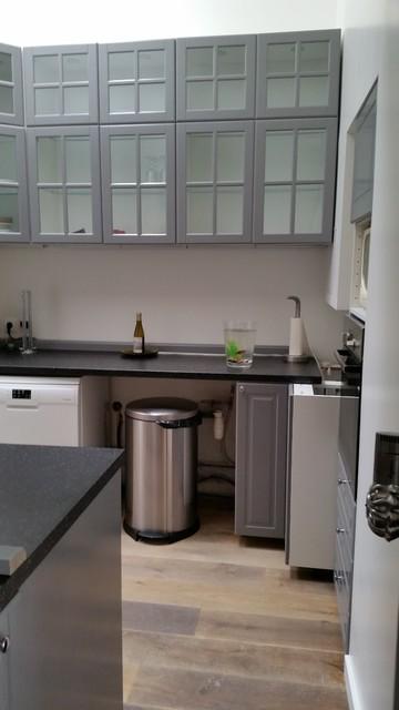 maison bord de marne k che paris von agence concept h. Black Bedroom Furniture Sets. Home Design Ideas
