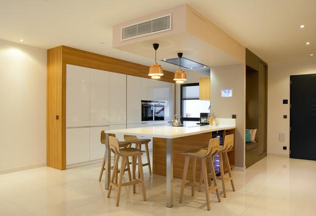 Maisons alfort maison d 39 architecte de 200 m2 for Asa maison alfort