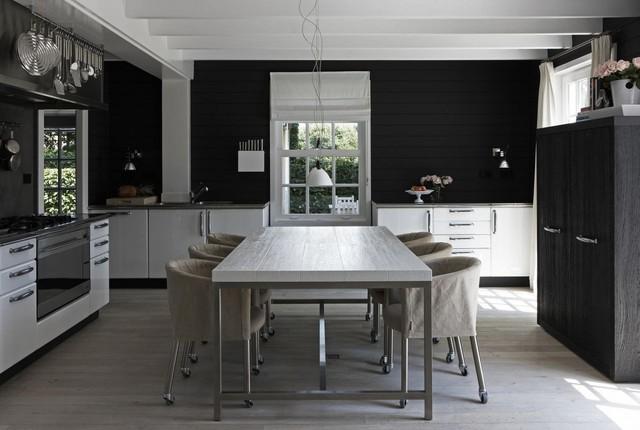 Nouvelle angleterre au brabant wallon contemporain for Nouvelle decoration interieur