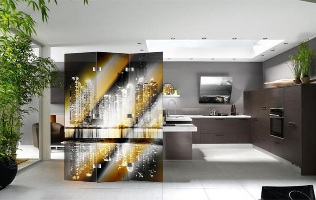 paravent busan contemporain cuisine dijon par art design painter. Black Bedroom Furniture Sets. Home Design Ideas