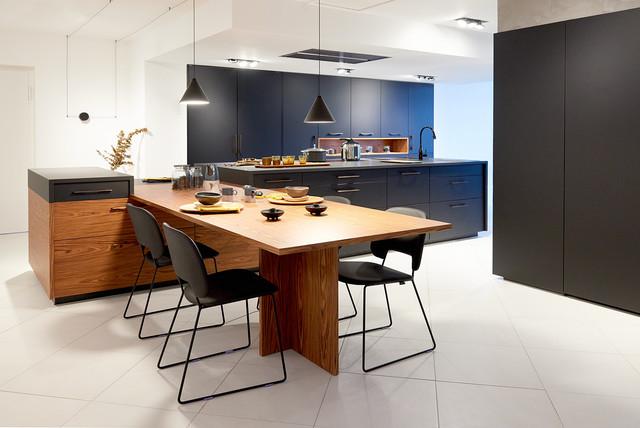 Perene hubler contemporary kitchen