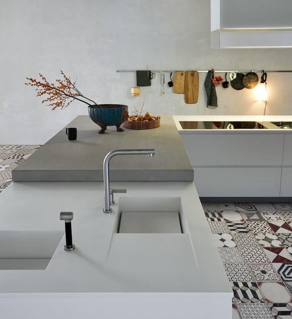 Poliform - Varenna Poliform - Contemporaneo - Cucina - Rennes - di ...