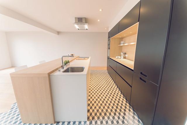 projet aa am nagement d 39 une cuisine dans une maison
