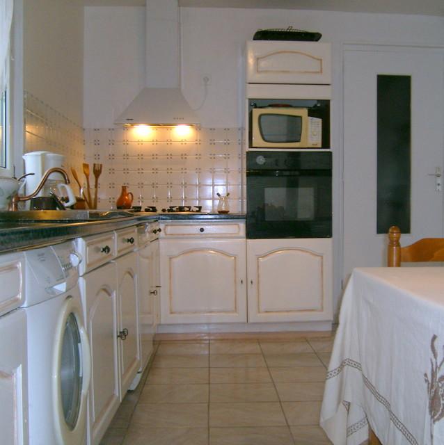 relooking cuisine sur principe du home staging montagne cuisine other metro par. Black Bedroom Furniture Sets. Home Design Ideas