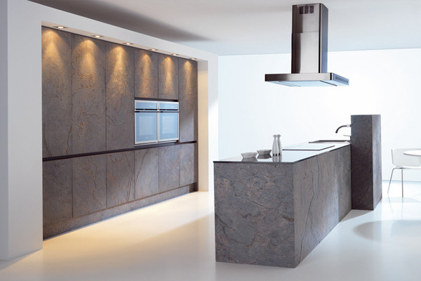 R Novation Cuisine En Feuille De Pierre Naturelle Contemporary Kitchen Other Metro By Md