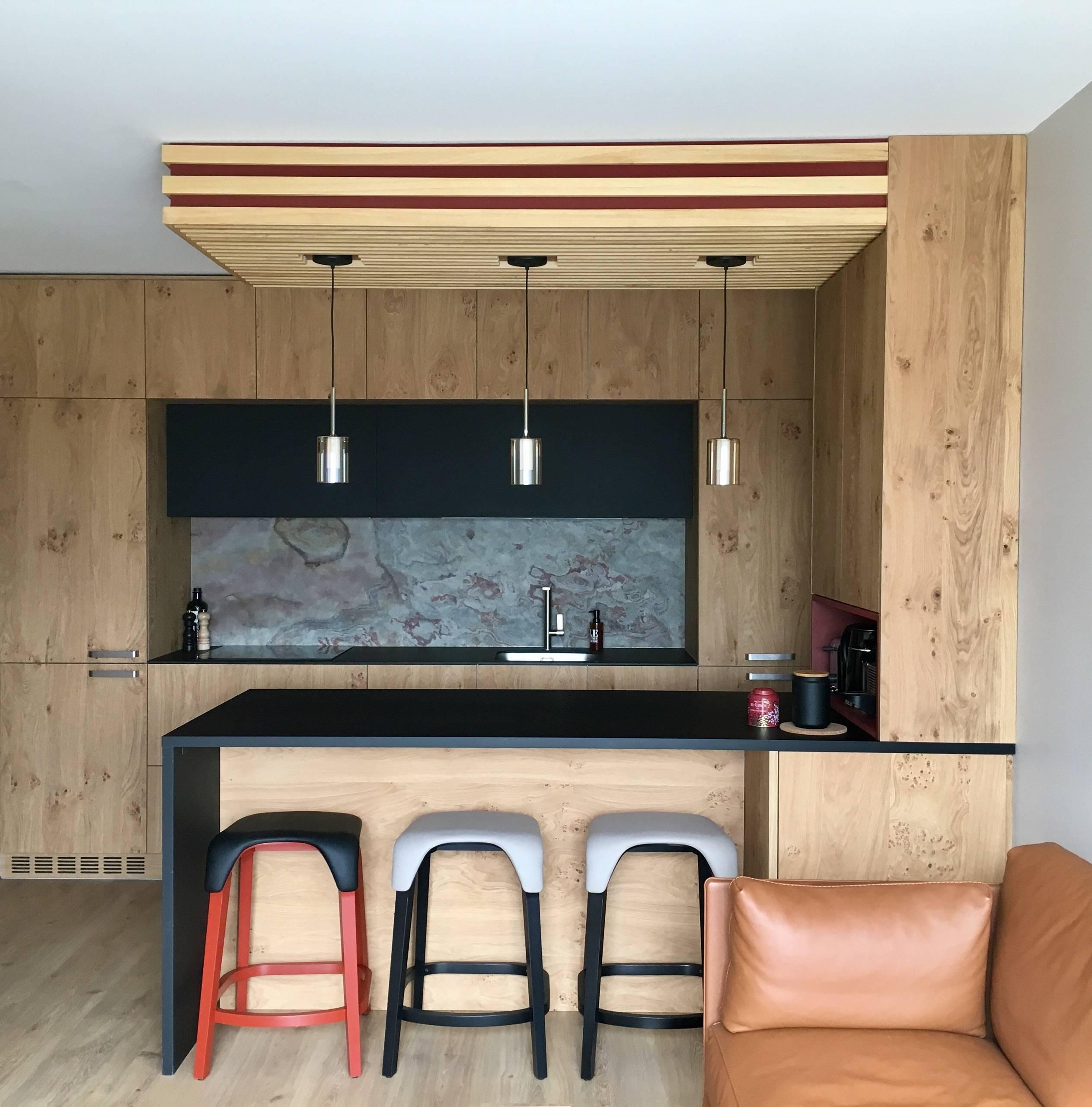 Rénovation d'appartement à Montmorency