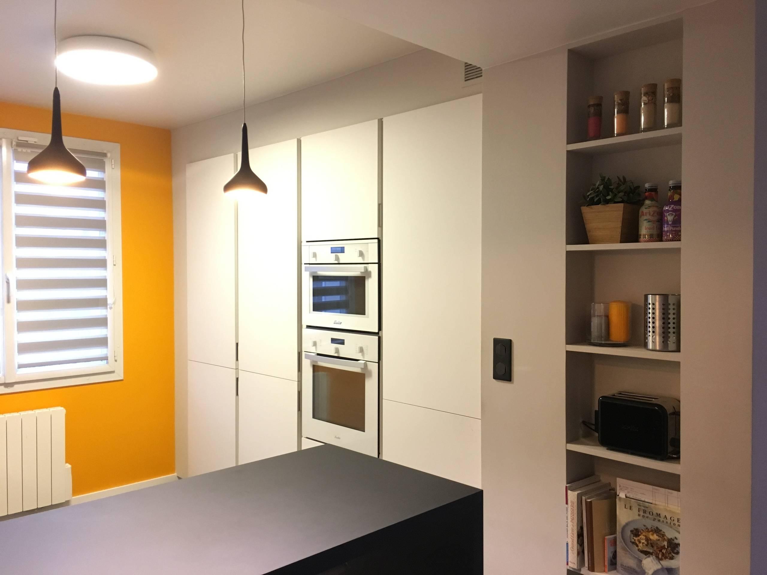 Rénovation d'une cuisine à Soisy-sous-Montmorency
