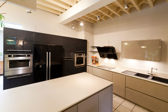 Rénovation d\'une petite cuisine ouverte de 15m2 - SieMatic ...