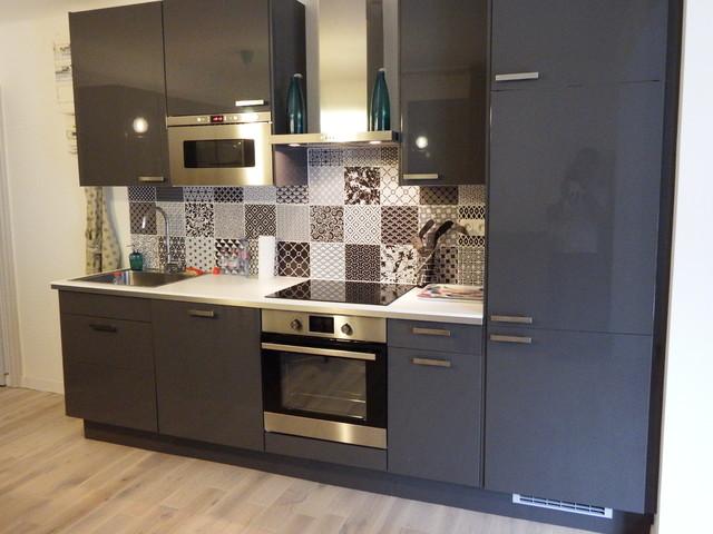 r novation totale d 39 un appartement capbreton avec architecte. Black Bedroom Furniture Sets. Home Design Ideas
