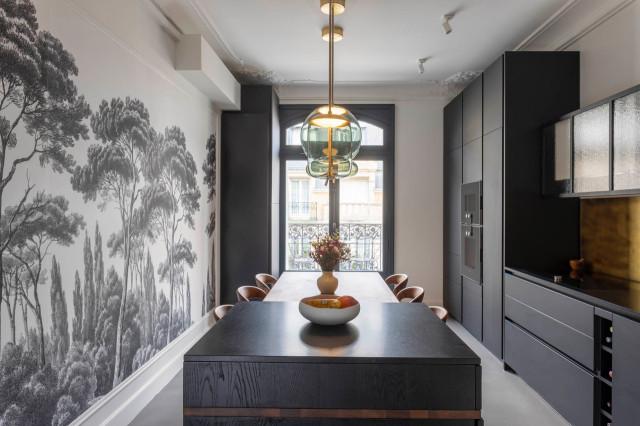 Nouveau Aménager sa cuisine : 15 îlots de cuisine avec table KV-13