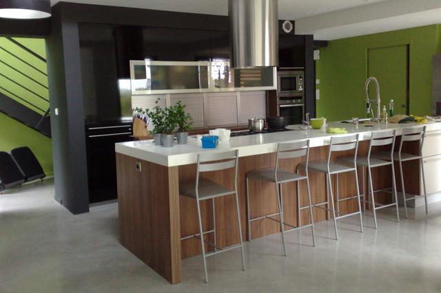 sol r sine d corative contemporain cuisine nantes par matisse nantes. Black Bedroom Furniture Sets. Home Design Ideas