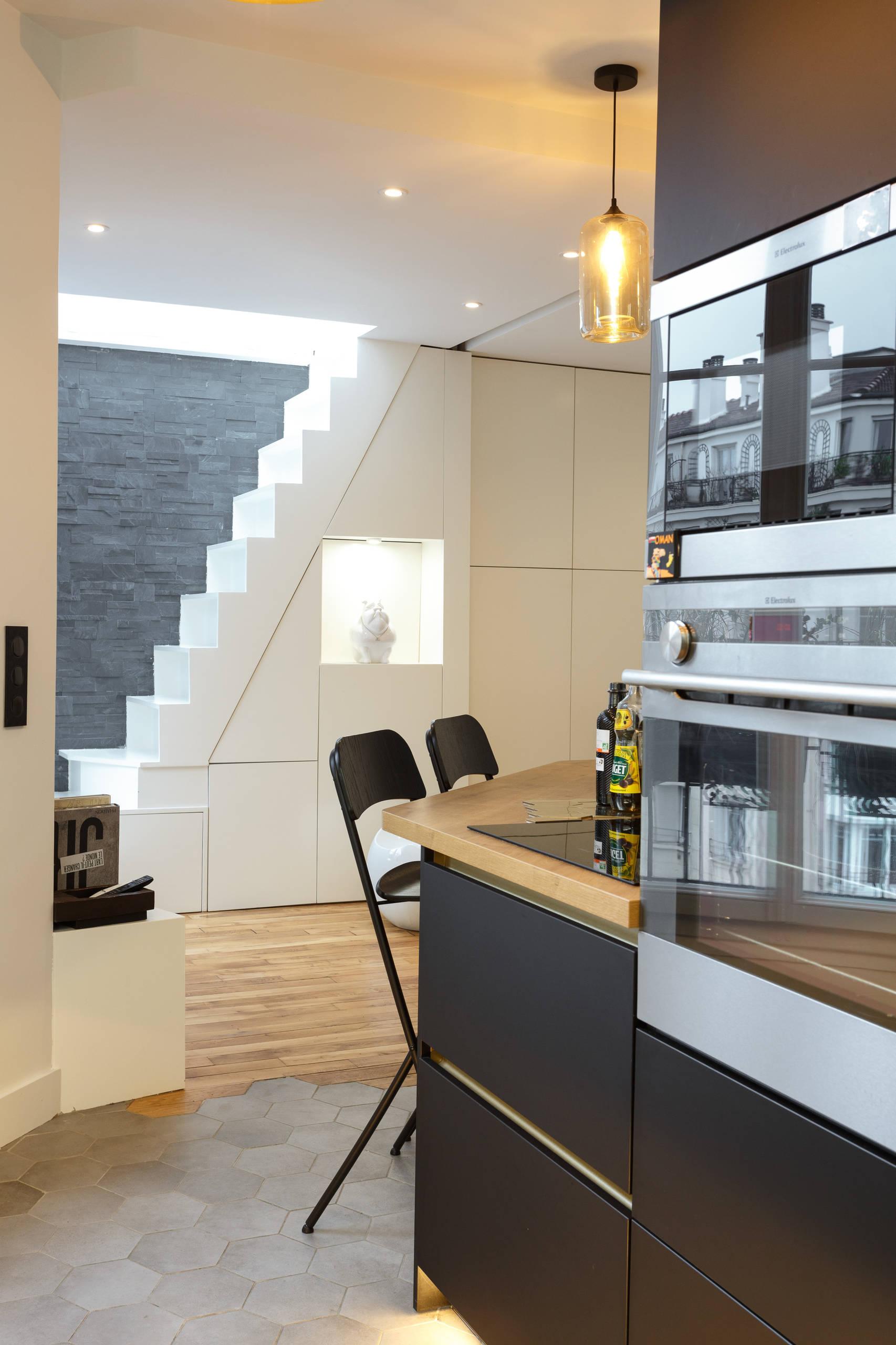 Un 40 m²  optimisé à 100%